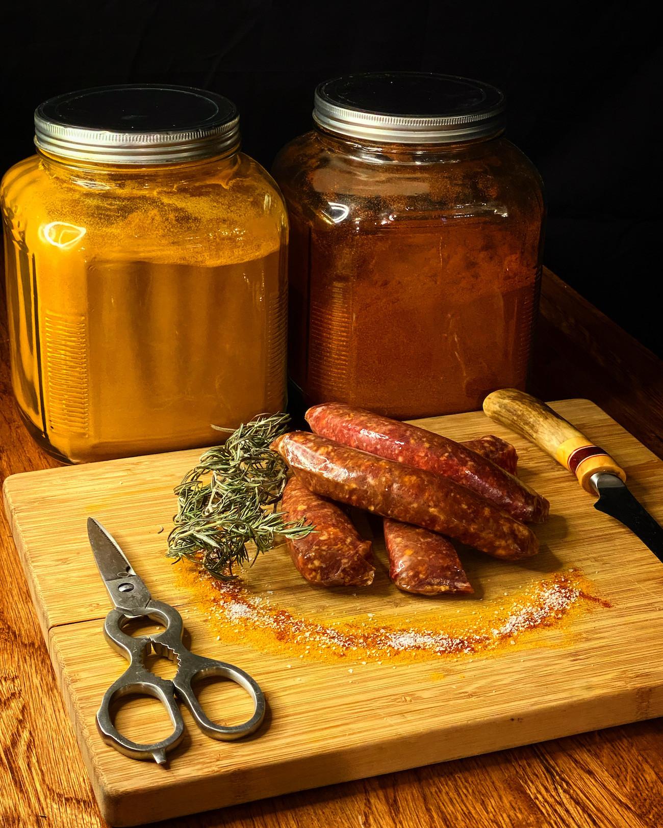 Beef Tex Mex Sausage