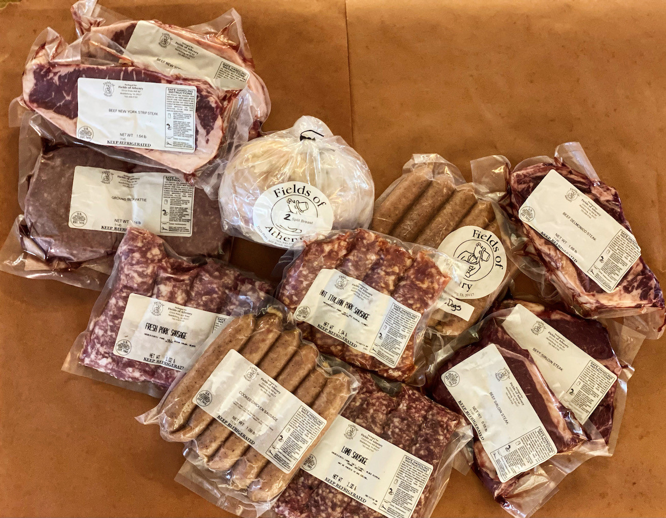 Father's Day Meat Bundle 3