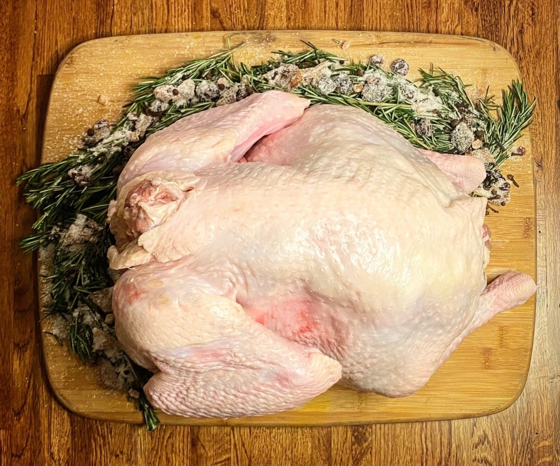 Thanksgiving Whole Turkey (10-12lb)