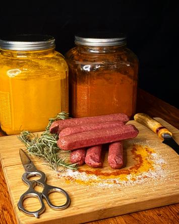 Beef All Natural Hot Dog