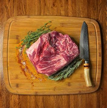 Lamb Shoulder Bone-In