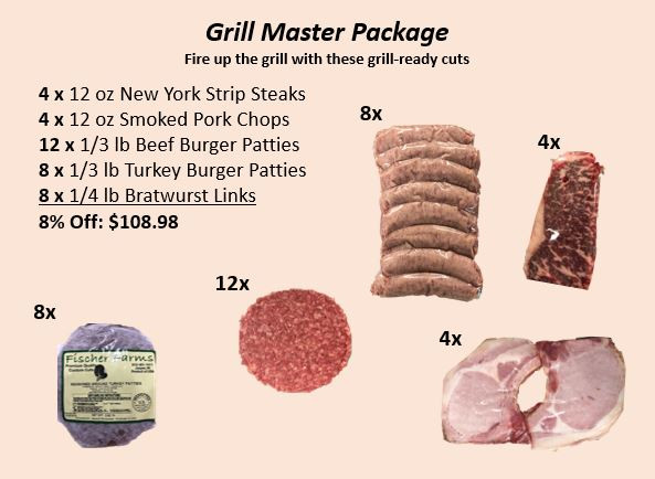 Grill Master Package