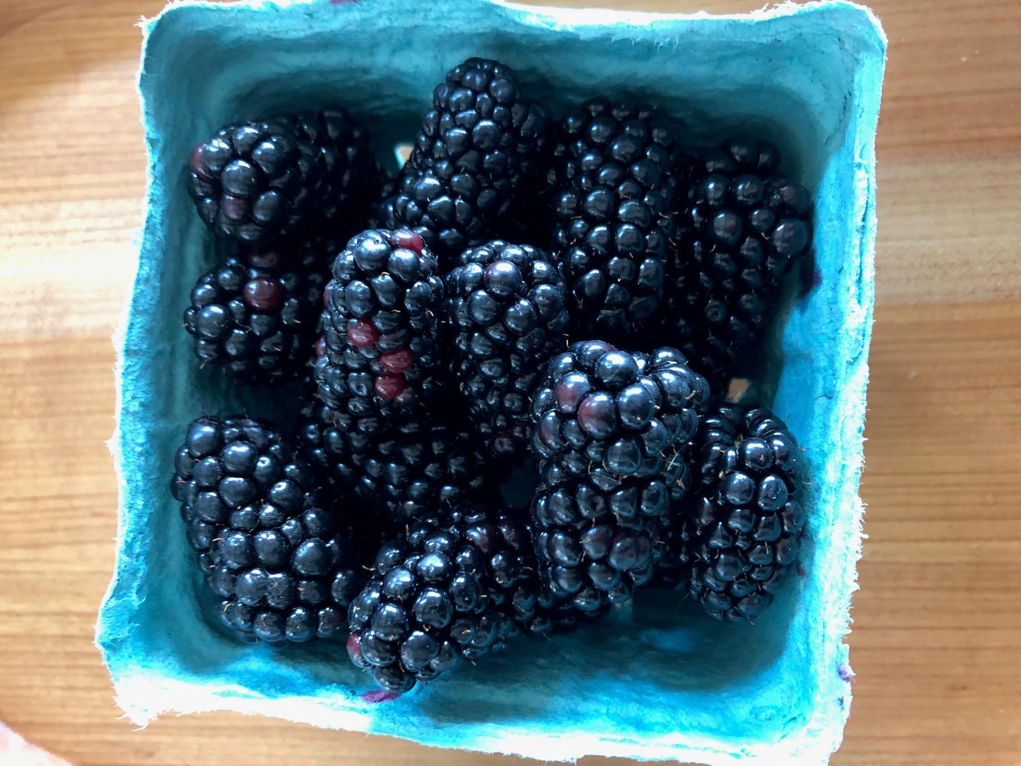 Blackberries - Pint
