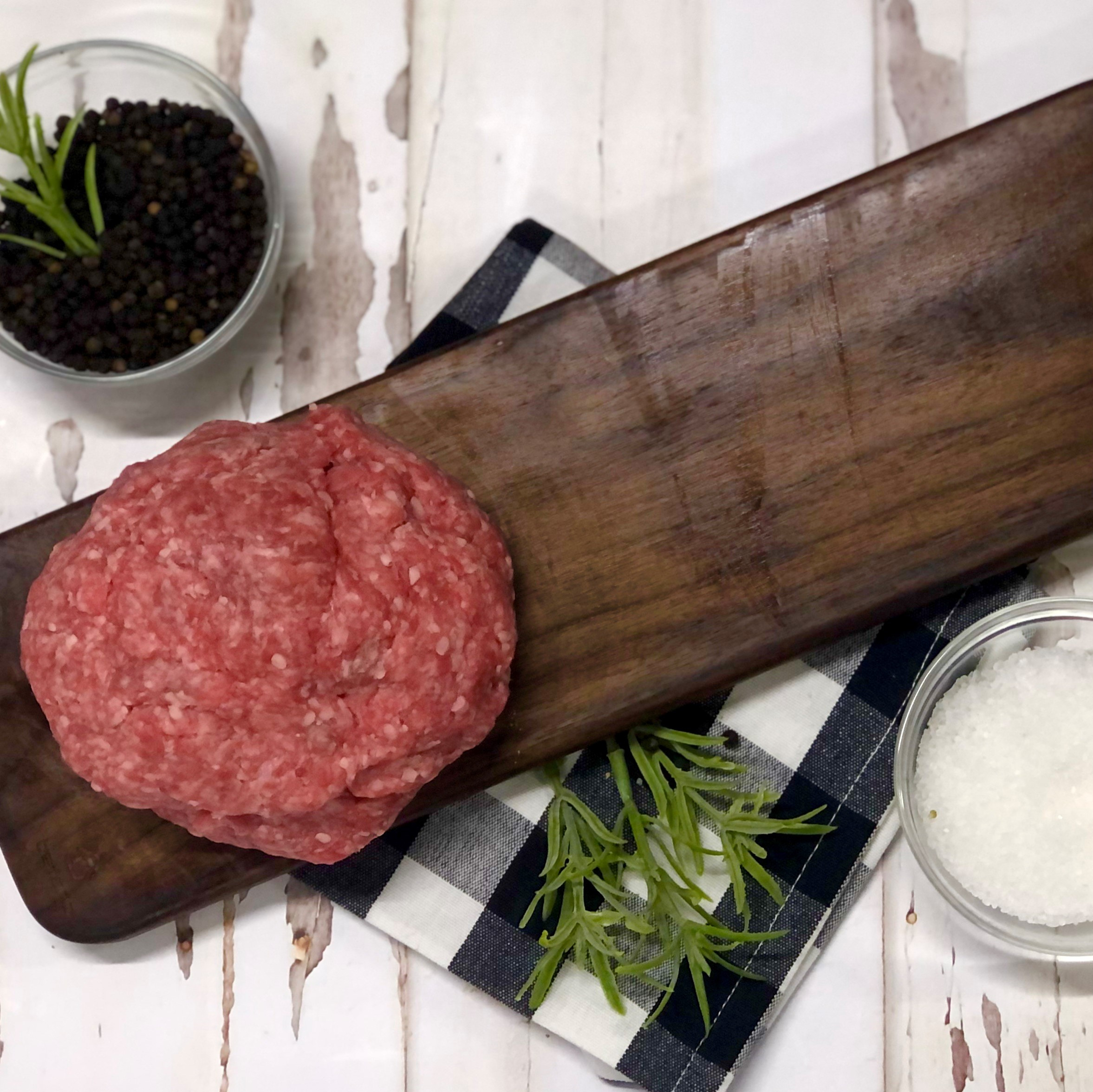 Ground Beef - 1 lb Tube