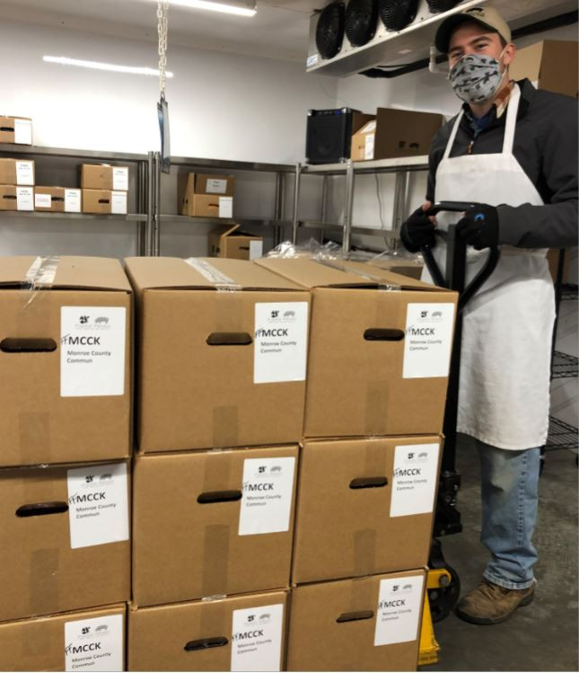 Food Pantry Assistance