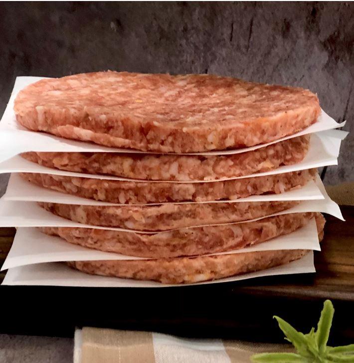 Breakfast Sausage Patties 1/5 lb