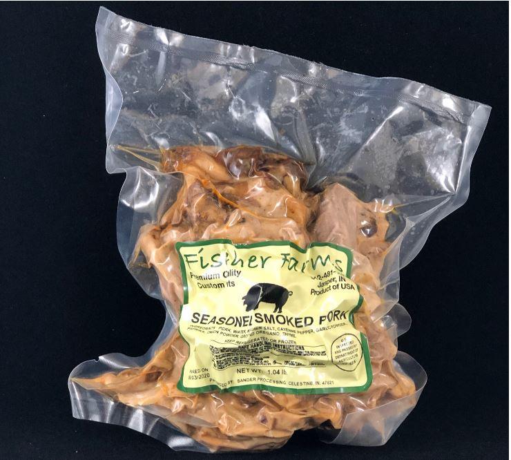 Pulled Pork 1 lb Package