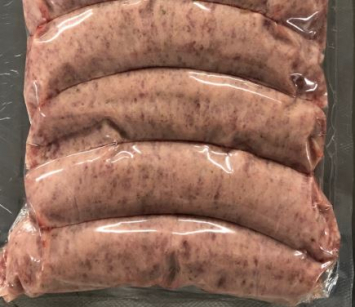 Bratwurst Links - 1/3 lb