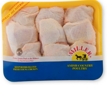 Chicken Thighs - Case
