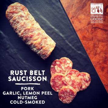 Rust Belt Saucisson