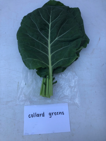 Collards - Bunch