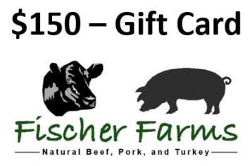 Gift Card - $150