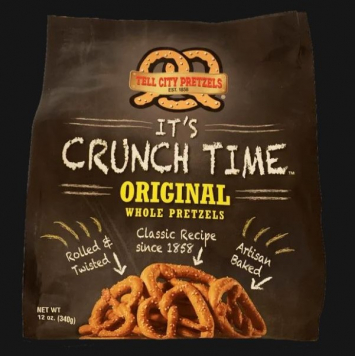 Original Whole Pretzels - 12 oz Bag