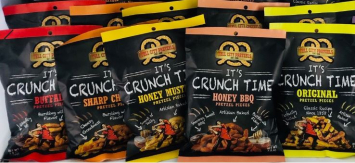 Sampler Pack - 10 Snack Bags