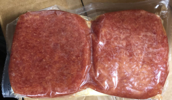 Turkey Burgers 8 oz Patties