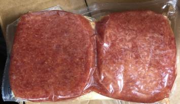Turkey Burgers 1/3 lb