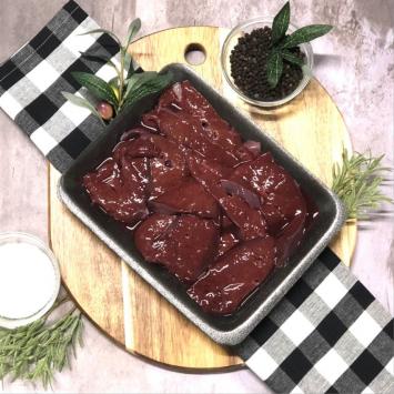 Beef Liver - Sliced