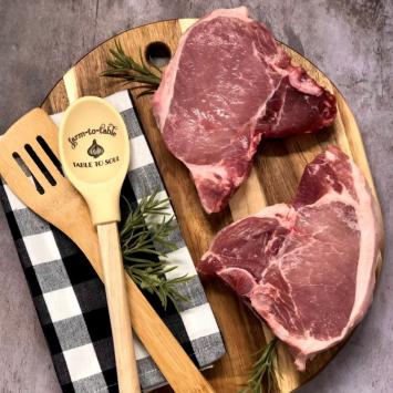 Pork Chop (12 oz) Bone-In