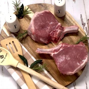 Pork Chop (12 oz) French Cut