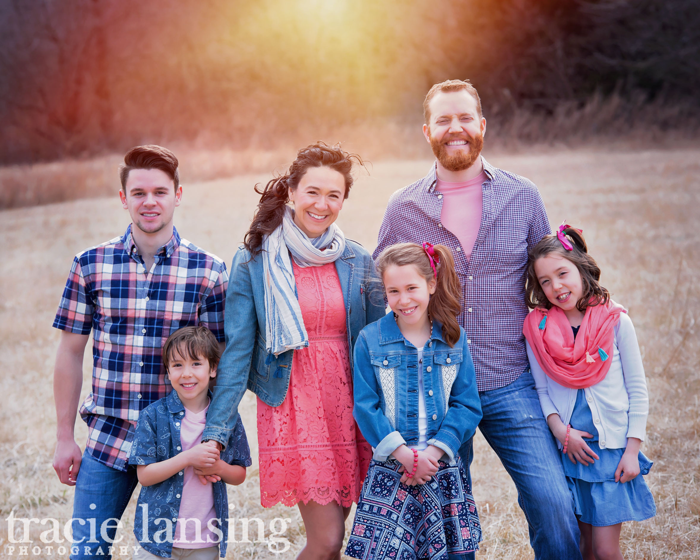 Price Family - 2018