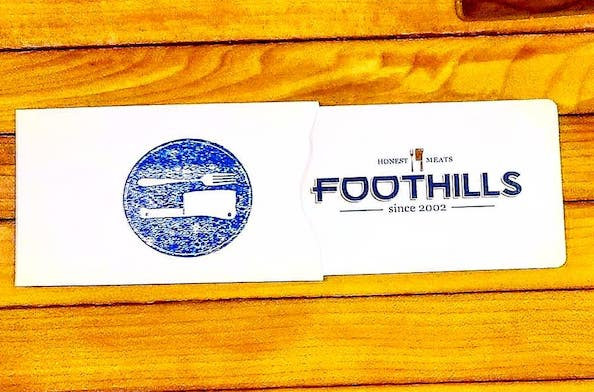 Foothills Gift Cards