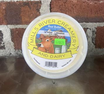 Mills River Creamery Butter
