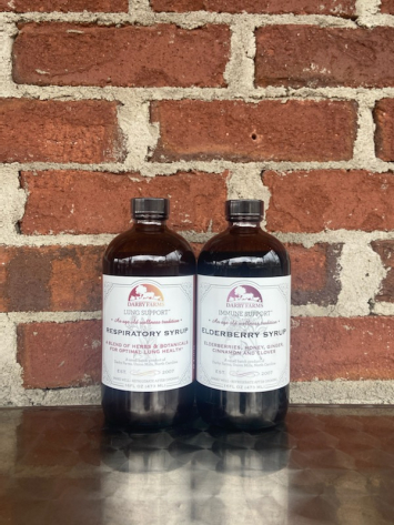 Darby Farms 16 oz Elderberry Syrup