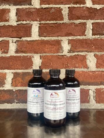 Darby Farms 8 oz Elderberry Syrup
