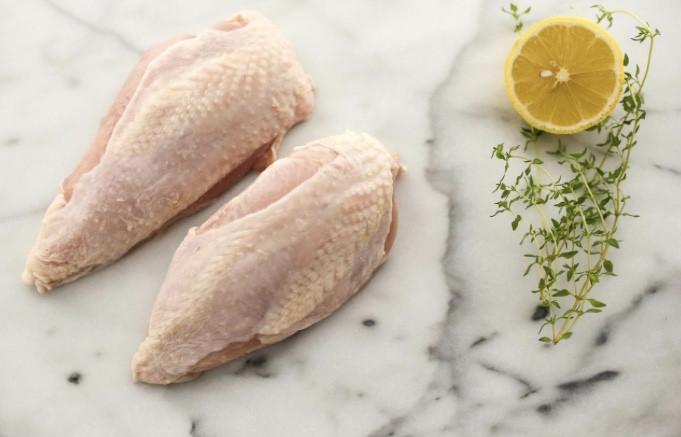 Split Chicken Breast - Bone In