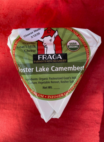 Foster Lake Camembert - Wedge