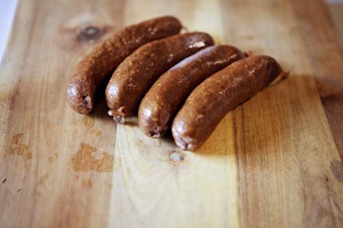 Beef Smoked Hot Links, Wholesale