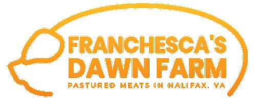 Franchesca's Dawn Farm Logo