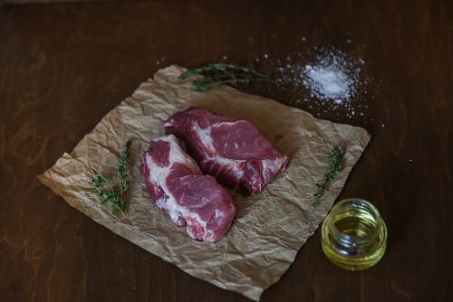 Pork Loin Chops, Bone Out