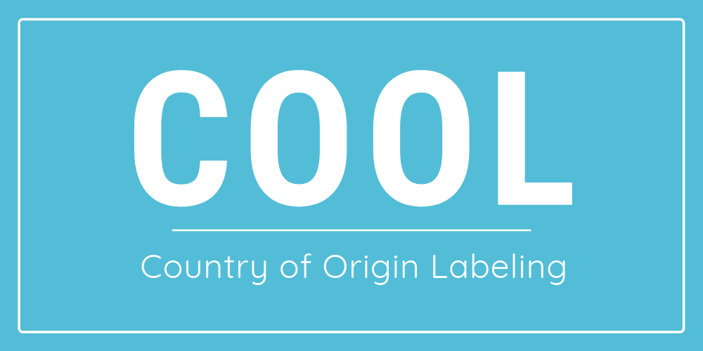 The Devastating Effects of COOL - Country of Origin Labeling