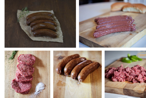 Everyday Easy Grill Beef Bundle