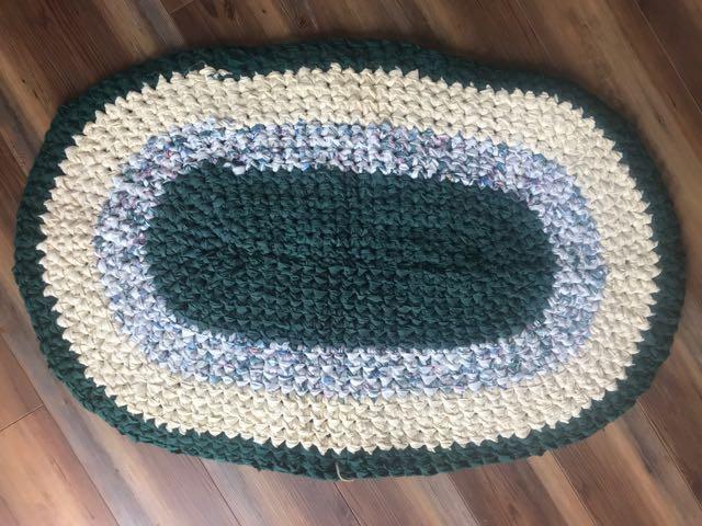 Jo Dear Crochet Rug