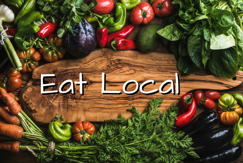 12 Reasons You Should Eat Local Food