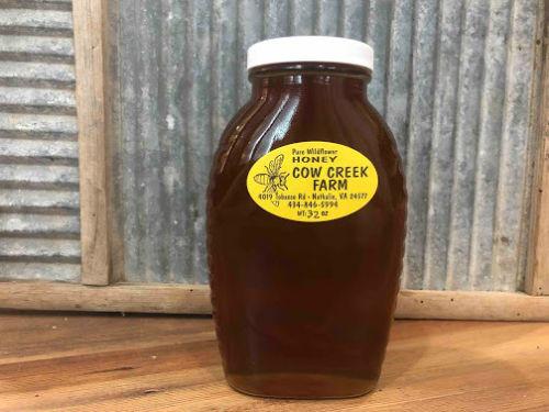 Clover Honey 32 oz, Light
