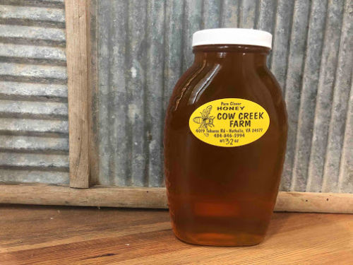 Wildflower Honey 32 oz, Light