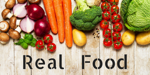 REAL FOOD - What is it to YOU?