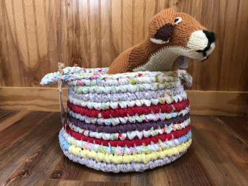 Crochet Bowl Large
