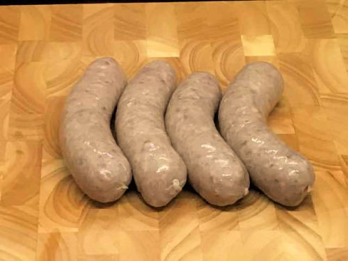 Swedish Potato Beef Links
