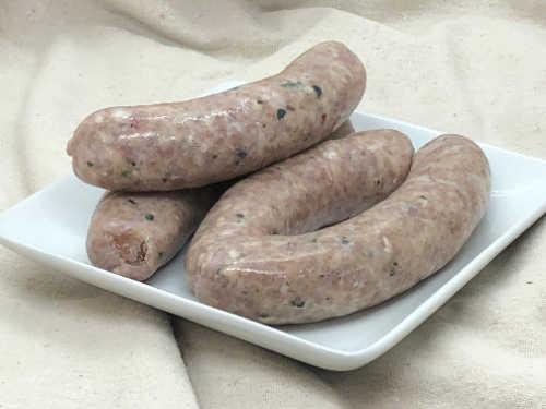 Cambodian Sausage Links