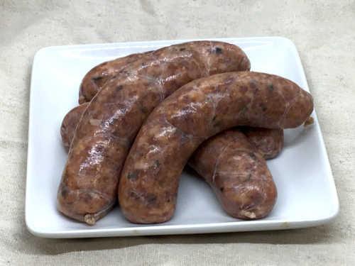 Italian Flag Sausage Links