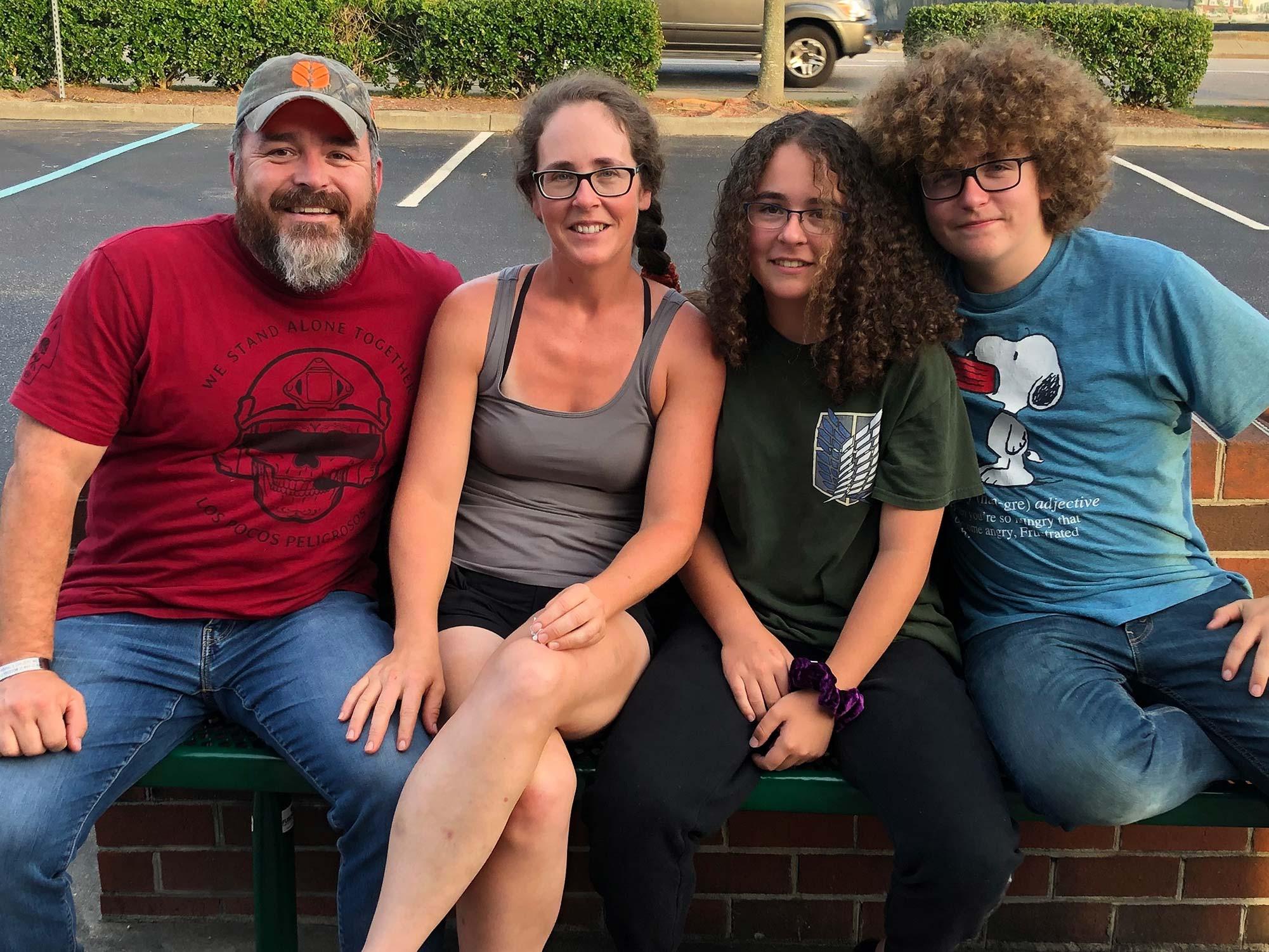 Our Virginia Farm Family