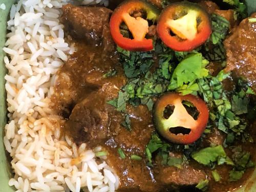 Beef Stew, Pakistani Style