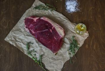 Sirloin Steak, FAMILY SIZED!