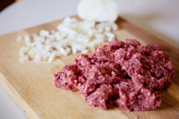 Bulk Ground Beef 5 lb packs