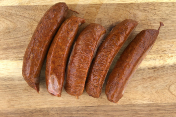 Chorizo Sausages, Pork Smoked