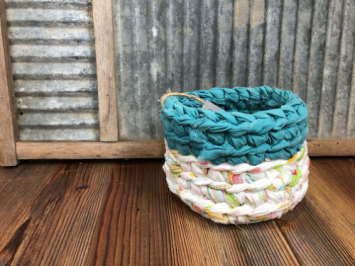 Crochet Bowl, Small